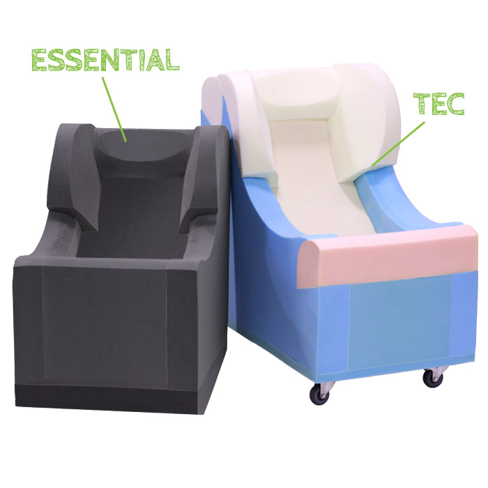 Foam Comparison - Chill-Out Chairs
