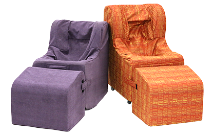 Rock'er and Roll'er Chairs