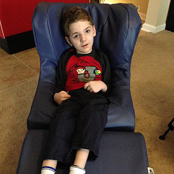 Caleb's Chill-Out Chair