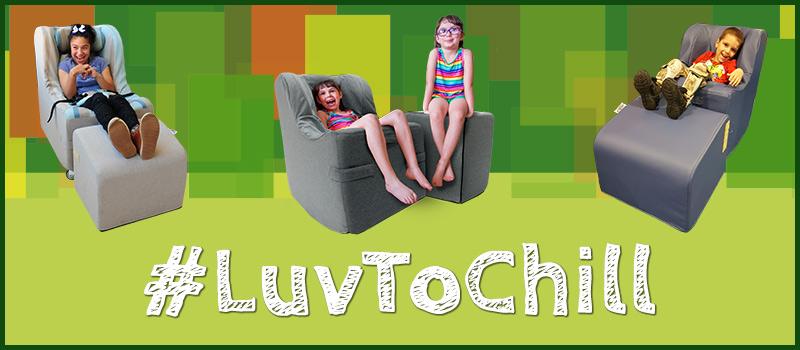 #LuvToChill